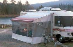 rv screen rooms carefree vacation r ppl motor homes
