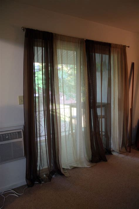 curtains for glass doors collection large curtains for sliding glass doors pictures
