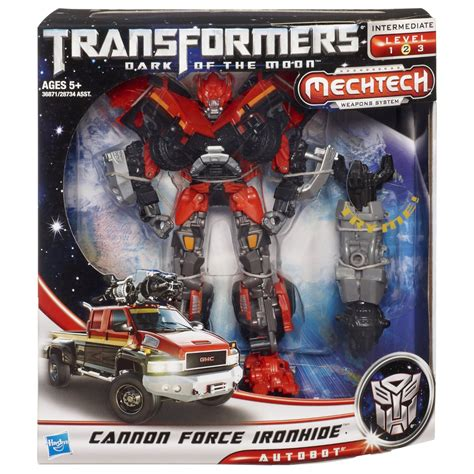 Transformers Mectech Grimlock tripleclicks transformers mechtech cannon