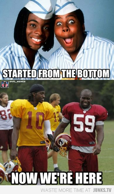 Funny Washington Redskins Memes - redskins funny pictures from the goodburger to the