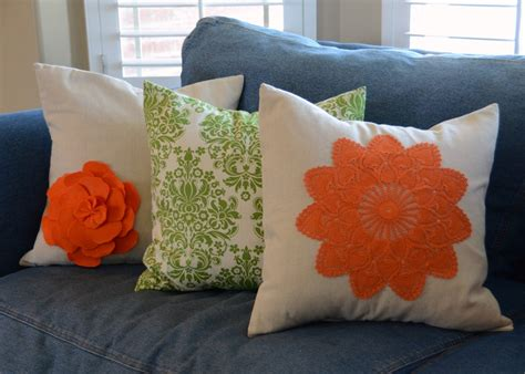 pillow ideas dyed doily pillows crap ive made