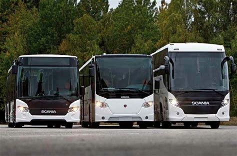 scania to roll out hi tech trucks and buses in 2013