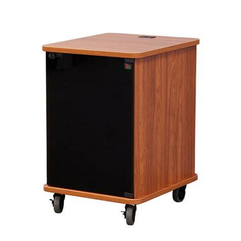 Av Furniture by Vfi Avf Audio Visual Furniture Deluxe Mobile Av Rack Various Finishes Rack 16