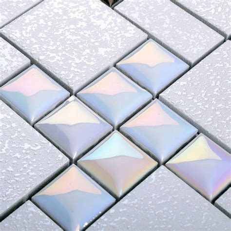 ceramic mosaic tile backsplash porcelain tile backsplash metal coating ceramic mosaic hd 229
