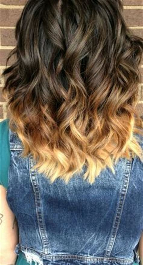midlength blonde reverse ombre dark brown with blonde ombre medium length www pixshark