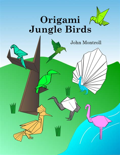 Origami Jungle Animals - origami jungle birds e book edition