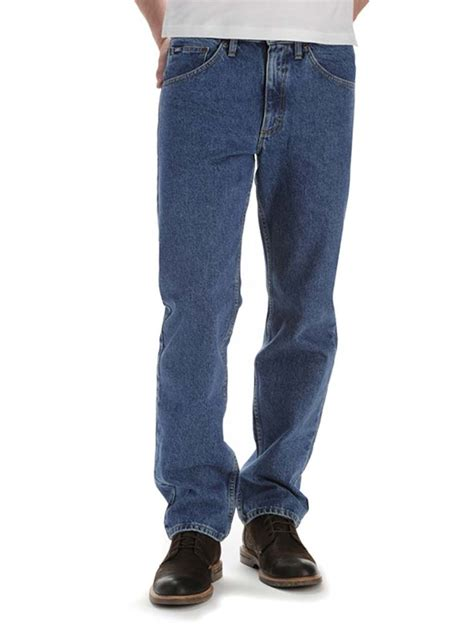 lee the most comfortable jean lee regular fit straight leg jeans 2008944 pepper stone