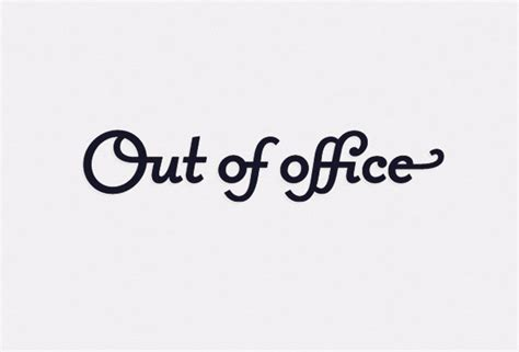 Stepping Out Of The Office But I Will Return by Is Out Of Office Eventjes Ziek