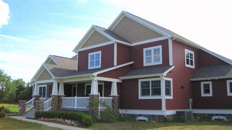 siding styles for houses lp smartside prefinished from lake states in lx pro khaki
