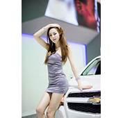Eun Bin Busan Motor Show 2014