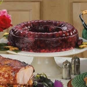 Cranberry jello mold recipe photo by taste of home