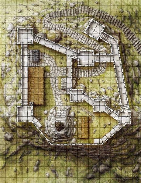 Underground House Floor Plans by Watchfire Keep Fantastic Maps