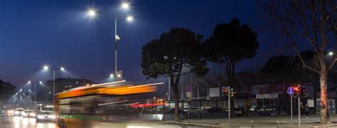 progetto illuminazione progetto aec illuminazione stradale a led di bergamo