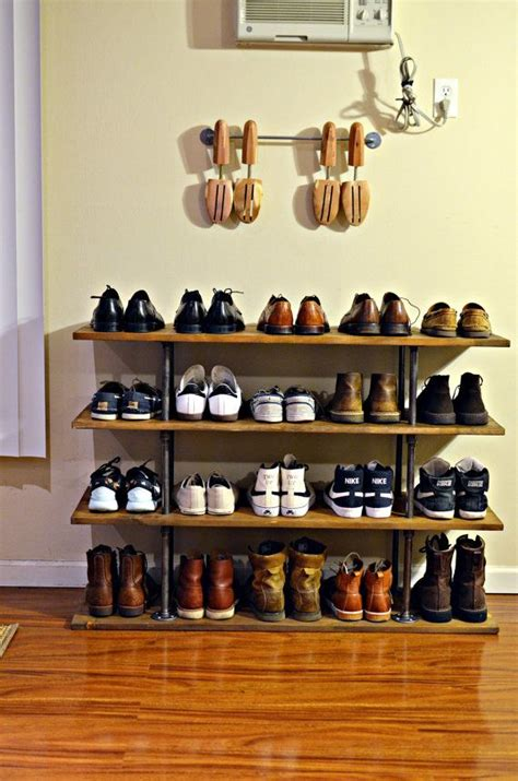 mens shoe racks storage best 20 shoe racks ideas on shoe rack shoe