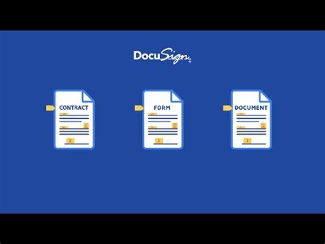 docusign templates what are docusign templates