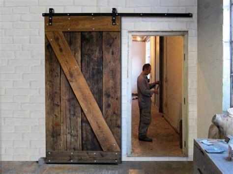 Diy Building A Barn Door Med Art Home Design Posters Building Barn Door