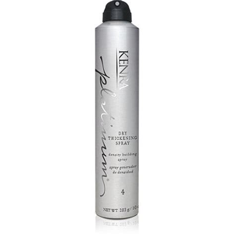 kendra salon products platinum dry thickening spray ulta beauty
