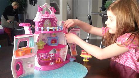 my little pony house my little pony teapot house youtube