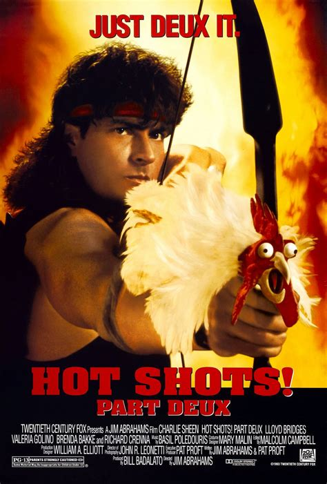 film rambo parody hot shots part deux 1993 quot rambo quot parody in which