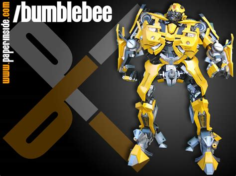 How To Make A Paper Transformer Bumblebee - how to make a paper transformer bumblebee 28 images