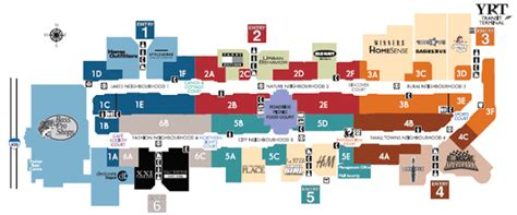 Vaughan Mills Floor Plan by Canada S Largest Outlet Mall To Expand And Include