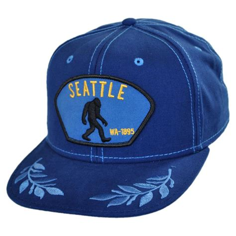goorin bros big foot snapback baseball cap hats