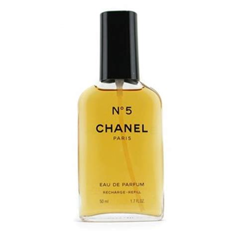 Parfum Chanel No 5 50ml chanel no 5 edp spray refill fresh