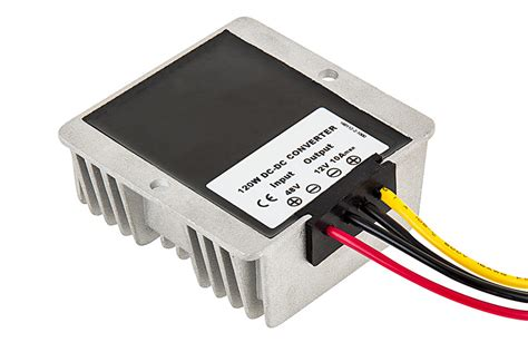 voltage converter 48 volt 36 volt to 12 volt wiring