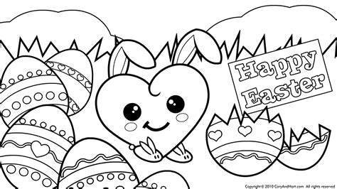 13 Cute Easter Coloring Pages Gt Gt Disney Coloring Pages Coloring Pages For Easter