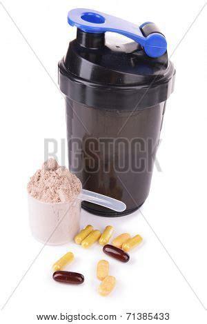 Scoop Untuk Whey Protein 1 whey protein powder scoop vitamins image photo bigstock