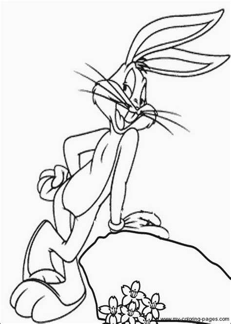 coloring pages of bugs bunny 12 coloring pages of bugs bunny print color craft