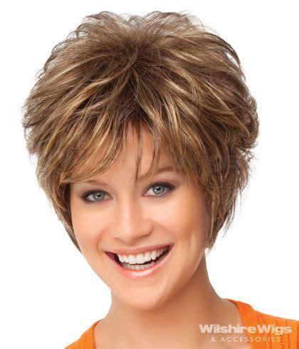 hairstyles for fine hair over 50 and who are overweight short haircuts for women over 50 fine hair short