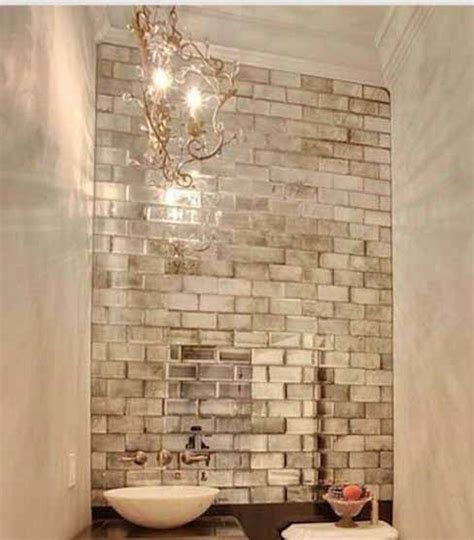 mirrored backsplash decor ideas pinterest best antique mirror tiles ideas on pinterest mirror tiles