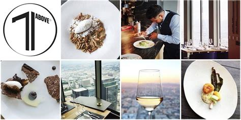 Gift Cards For Restaurants In Los Angeles - 71above restaurant los angeles ca 90071