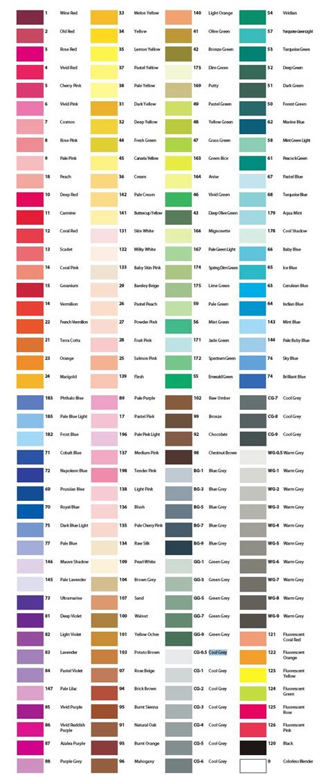 printable html color codes best 25 color charts ideas on pinterest colour chart