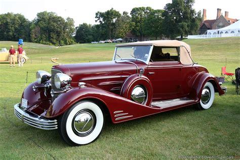 1933 cadillac series 452 c v16 cadillac supercars net
