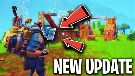 fortnite news new turbo building update changes everything