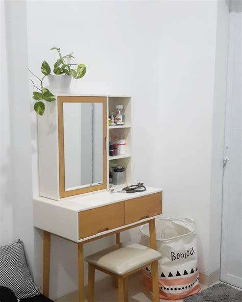 Meja Rias 27 model meja rias minimalis modern terbaru 2018 dekor rumah