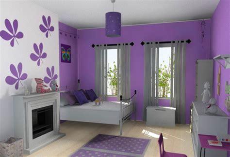 modern study room design with nice color schemes interior m 225 s de 15 hermosos dise 241 os en morado para dormitorios