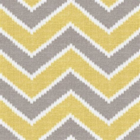 grey and yellow upholstery fabric hazy chevron fabric gray and yellow contemporary