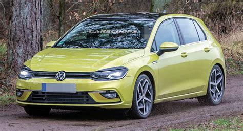 Volkswagen Golf Mk8 2020 by 2020 Volkswagen Golf Mk8 Photographed Virtually