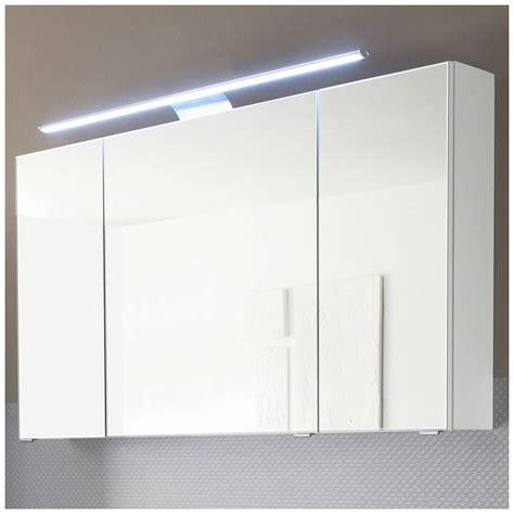 spiegelschrank 50 x 70 spiegelschrank mit led beleuchtung megabad