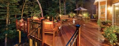 outdoor lighting for decks outdoor lighting with wilmington deck and patio lighting