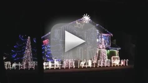 dubstep christmas light show mesmerizes in idaho the