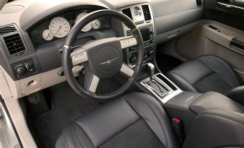 Chrysler 300s Interior by Car And Driver