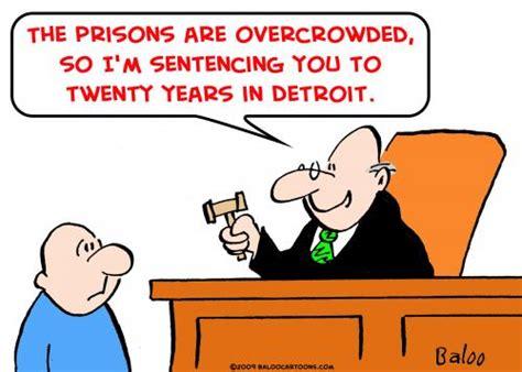 Suspendered Sentence judge sentence detroit by rmay media culture