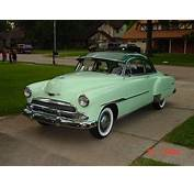 Chevrolet Deluxe 1951 Review Amazing Pictures And Images