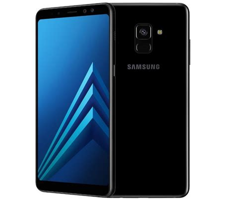 Lte 66 Gb samsung galaxy a8 2018 dual sim 4g lte 64 gb black