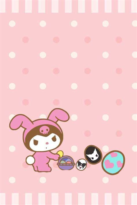 Hanger Hello Melody 52 best images about kuromi on sanrio