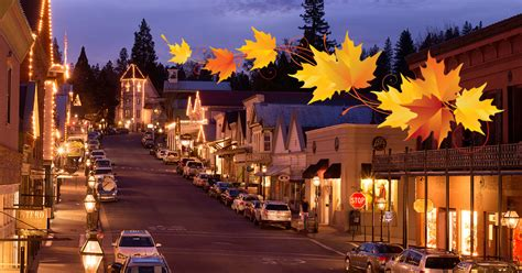 fun things to do in nevada things to do in and around nevada city over thanksgiving